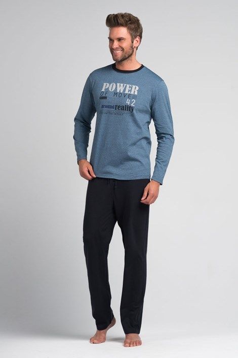 Pijama barbateasca Power