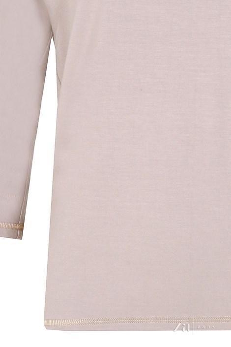 Dámské elegantní triko Sati Beige