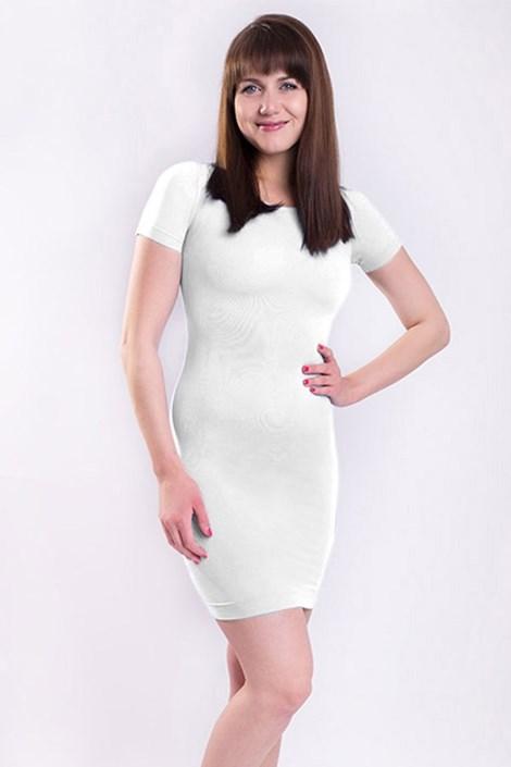 Утягивающее платье длинное