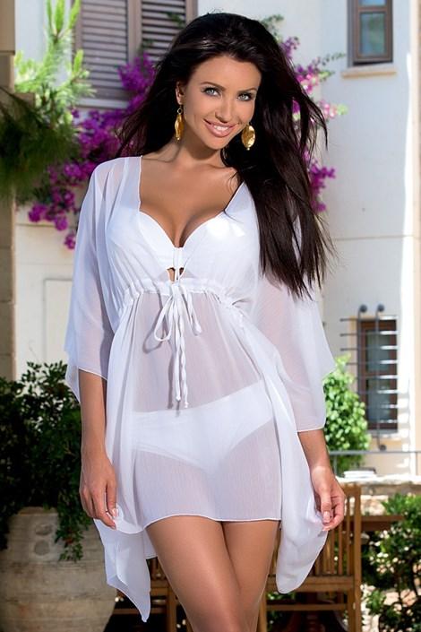 Plážové šaty TOO5 White