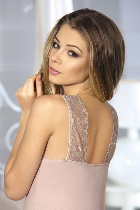 Camasa de noapte eleganta Tamara