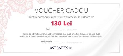 Cupon cadou 130 RON