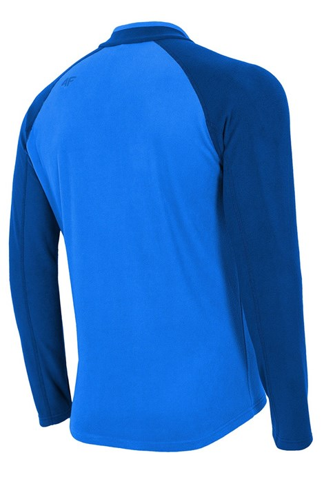 Pánská fleecová mikina Blue 4f