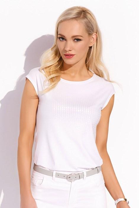 Dámské luxusní tričko Zakira 005