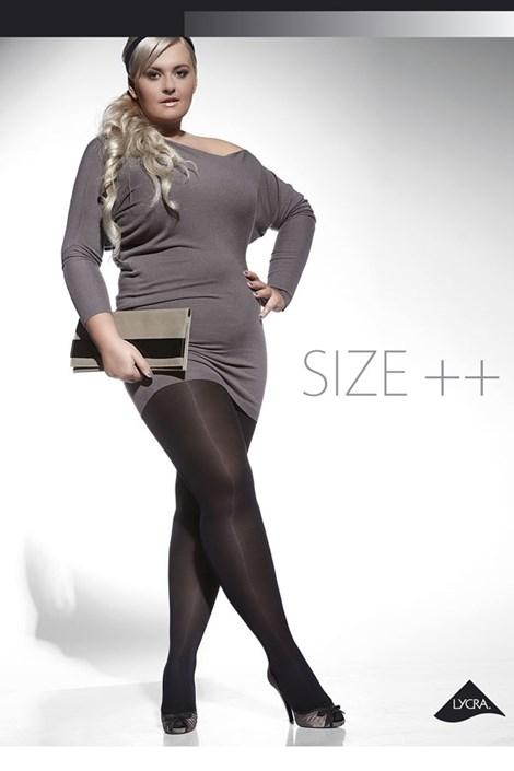 Dres Amy plus size 60DEN