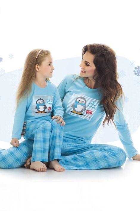 Dámské a dětské pyžamo Artic