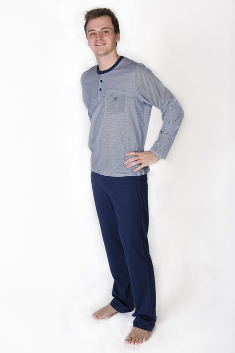 Pijama barbateasca Blue
