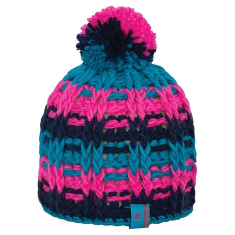 Hřejivá dámská pletená čepice Kala