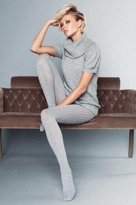 Punčochové kalhoty Costina Melange