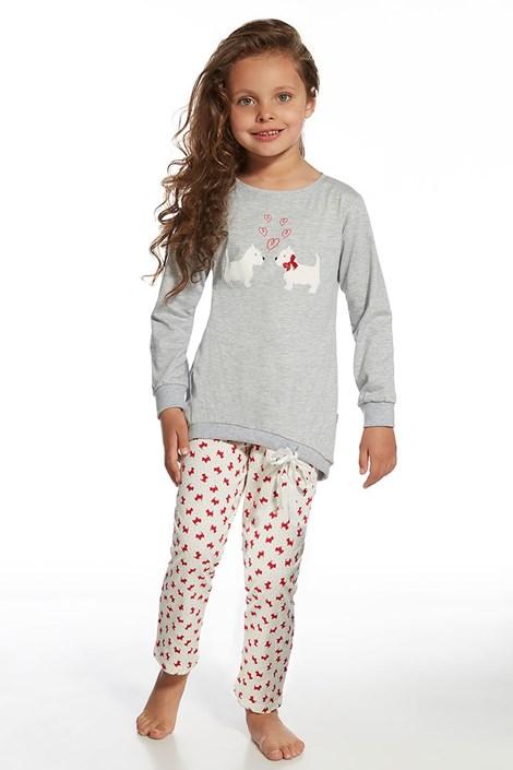 Dívčí pyžamo Dogs