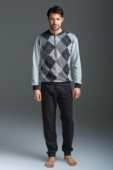 Pánský komplet Allessio - triko, kalhoty