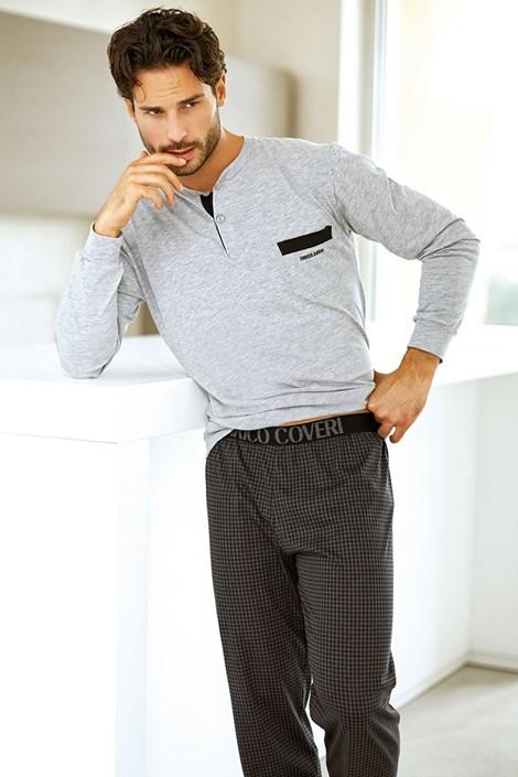 Pánské italské pyžamo Matteo