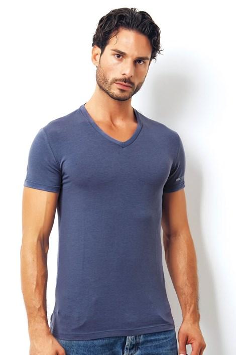 Мужская итальянская футболка Enrico Coveri 1501 Jeans