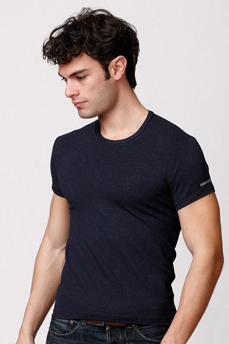 Pánské italské tričko Enrico Coveri ET1504 Blumel bavlněné