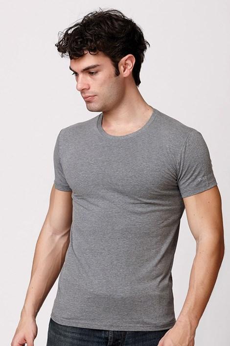 Pánské italské tričko Enrico Coveri ET1504 Grimel bavlněné
