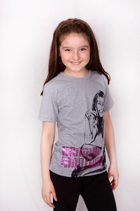 Tricou Hannah Montana1