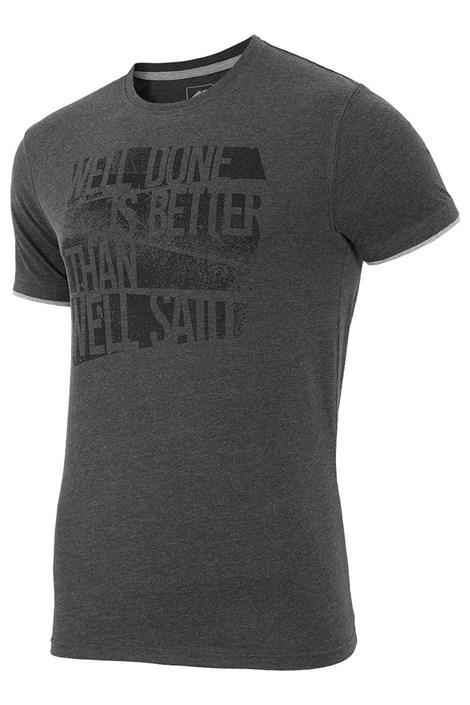 Pánské značkové tričko 4F TSM006