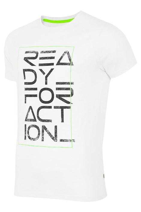 Pánské značkové tričko 4F TSM029