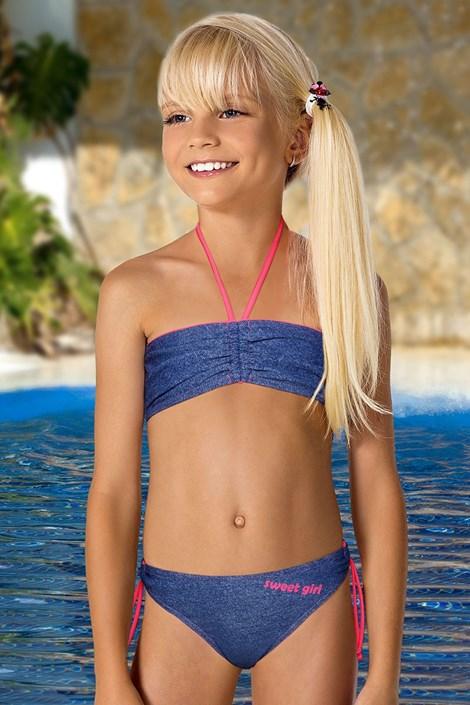 Dievčenské plavky Dania M65