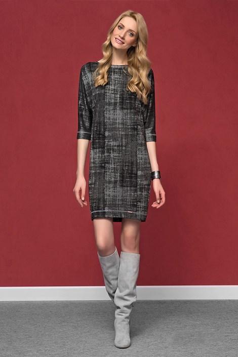 Elegantní dámské šaty Onita Grey