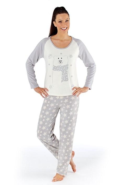 Dámské hřejivé pyžamo Polar bear