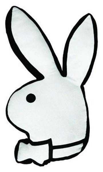 Polštářek Bunny3 White