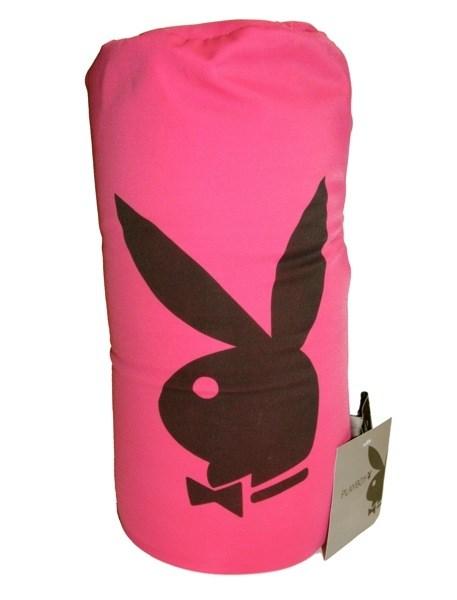 Polštářek Snoozle dark pink