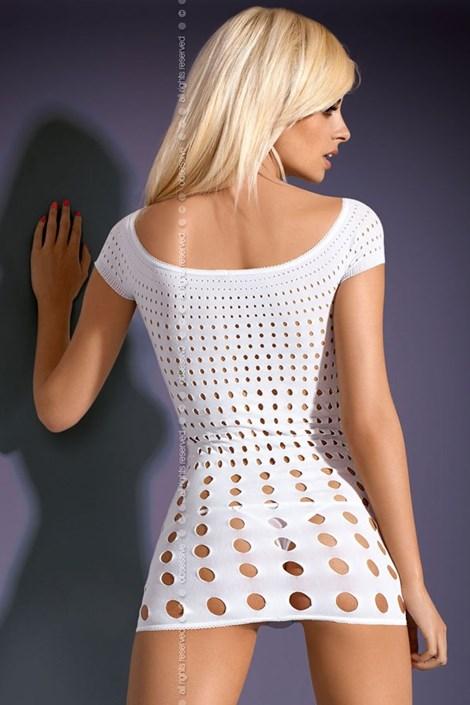 Šaty Rocker Short White