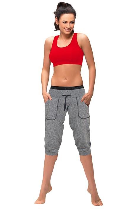 Sportovní kalhoty Roma melange