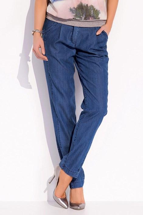 Женские роскошные брюки Ruby из легкого джинса