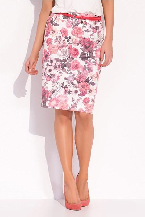 Dámská luxusní sukně Silena Flower