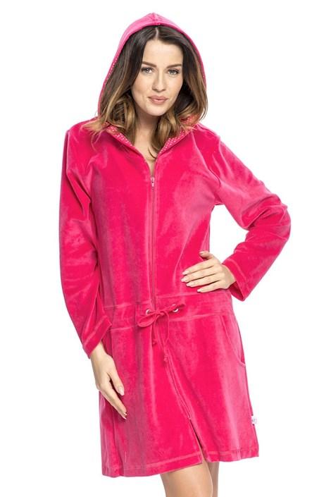 Женский халат Pinky