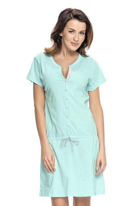 Dámská noční košilka Lucia Mint
