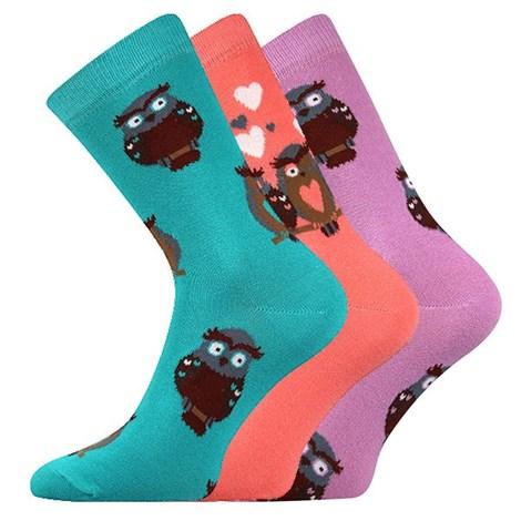 3 pack ponožek Xantipa