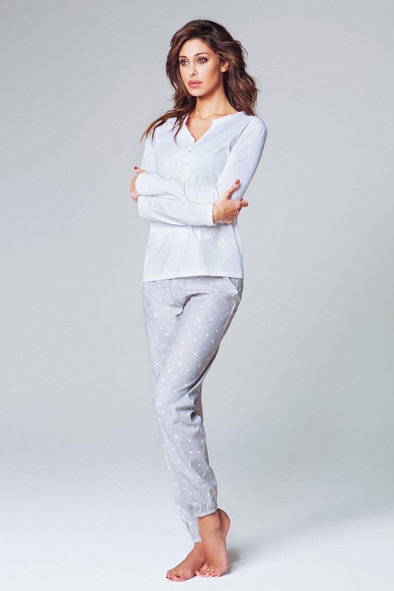 Dámské italské pyžamo Alessandra