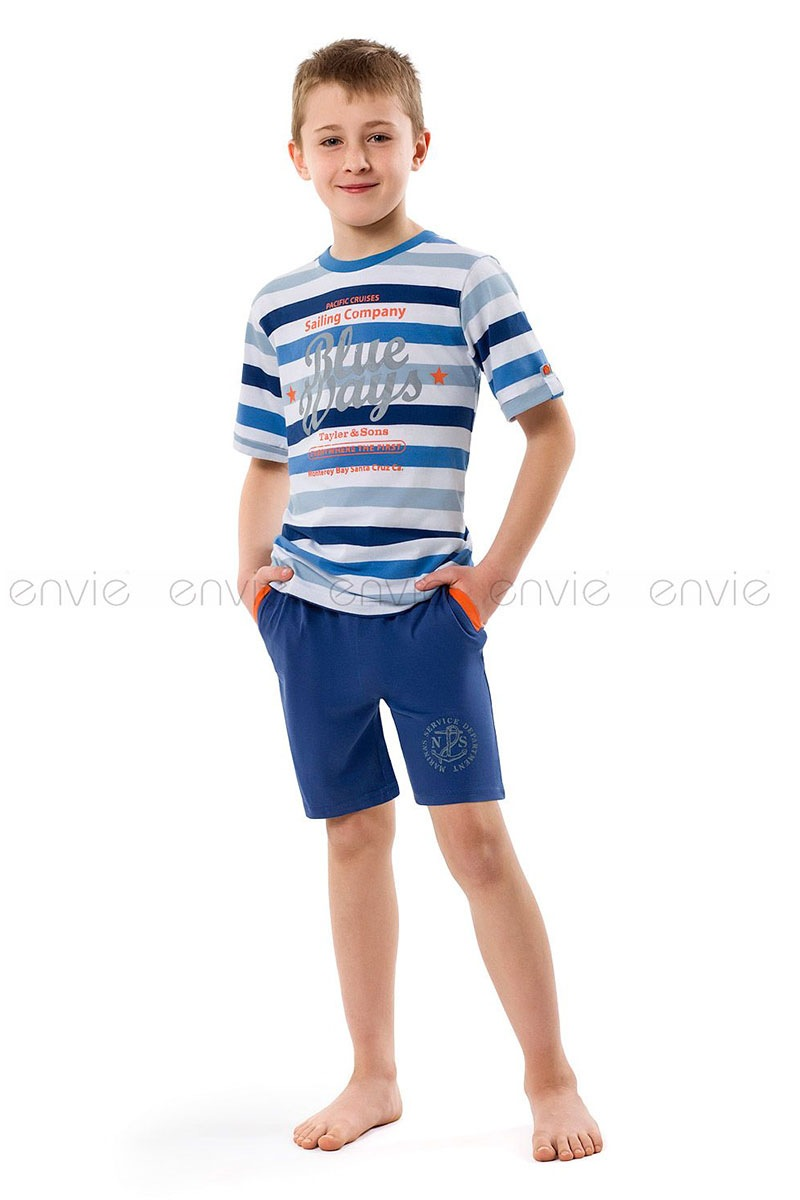 Chlapecké pyžamo Blue Ways