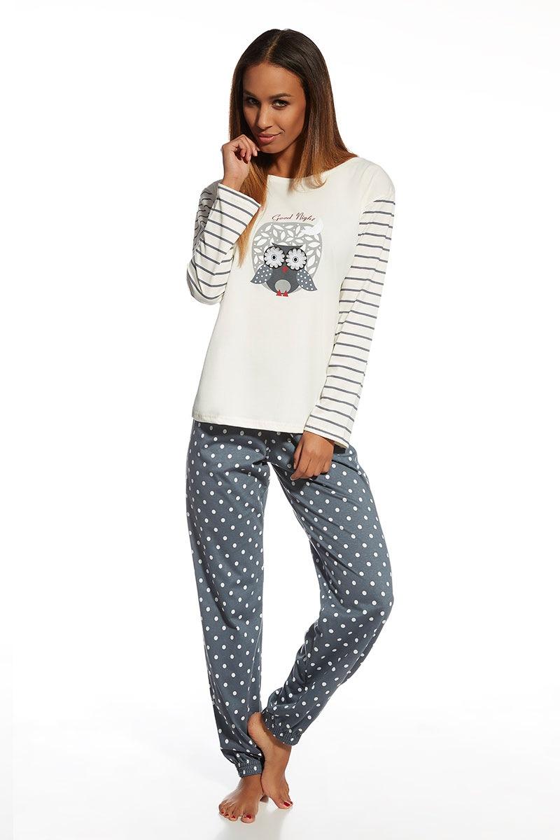 Dámské bavlněné pyžamo Good Night