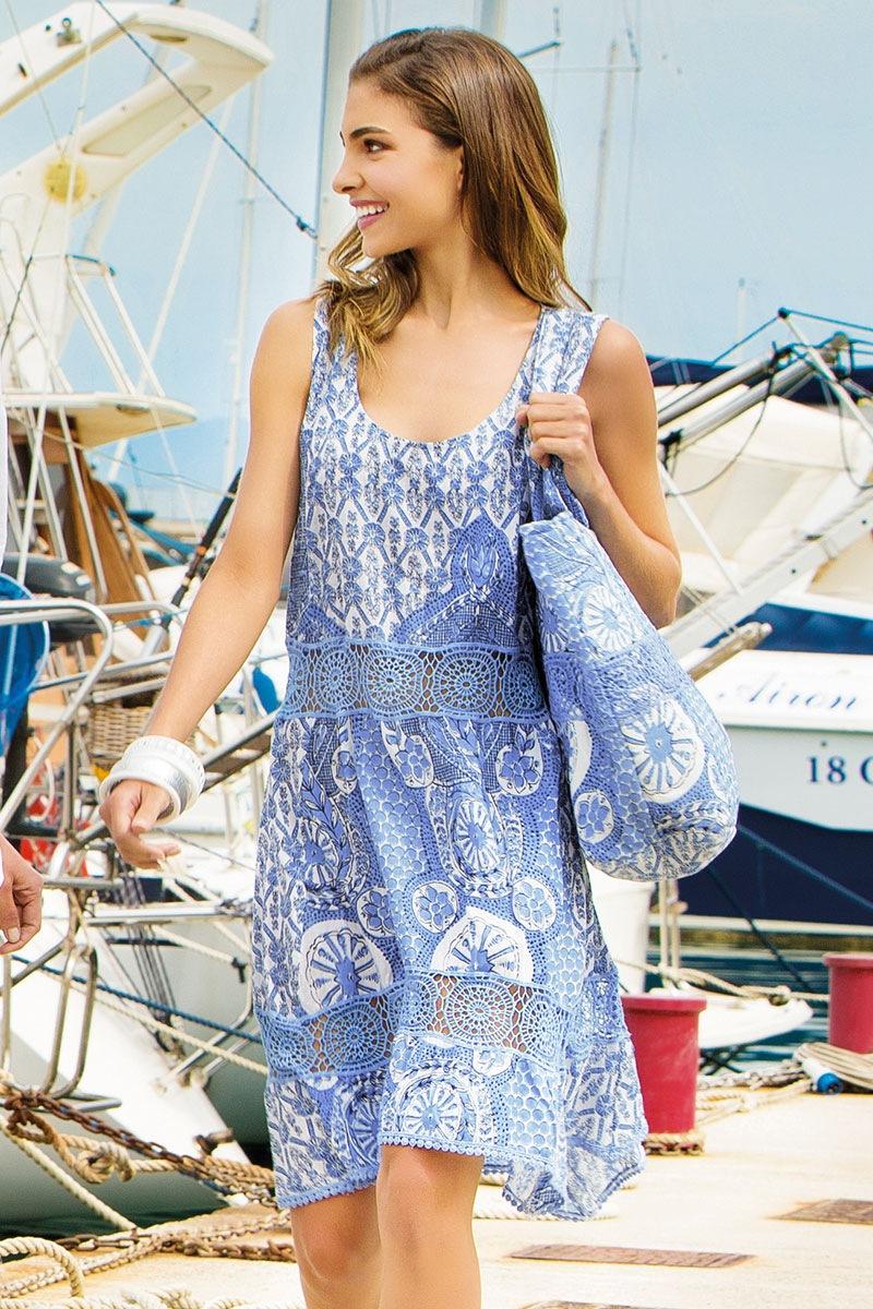 Dámské letní šaty Chiara z kolekce Iconique