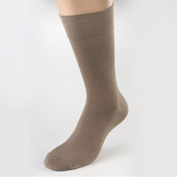 Pánské ponožky bambusové kávové