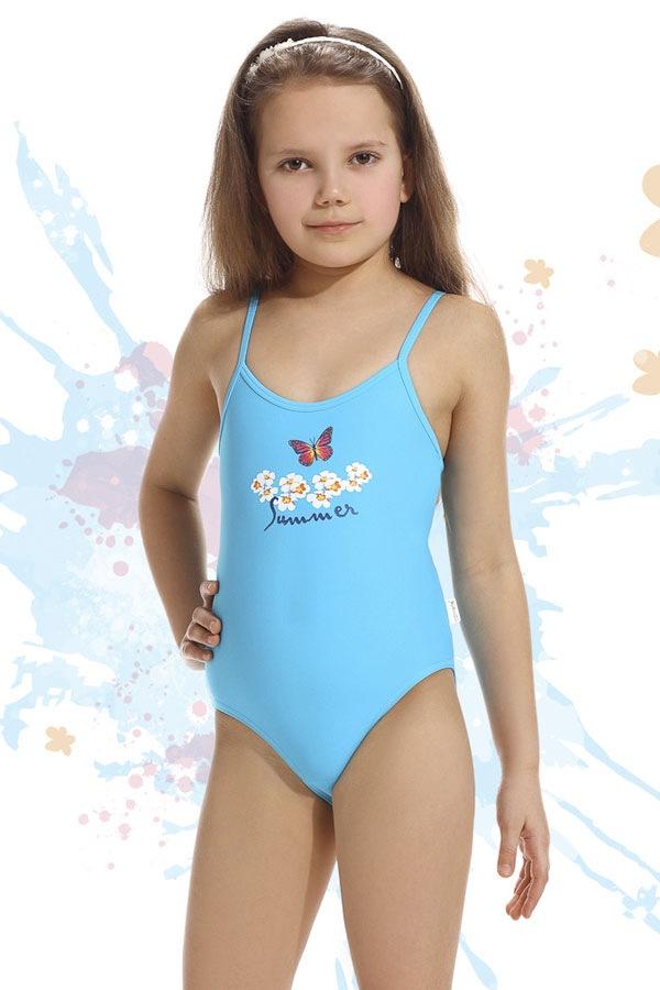 Plavky dívčí Summer - nejlevnější eshop
