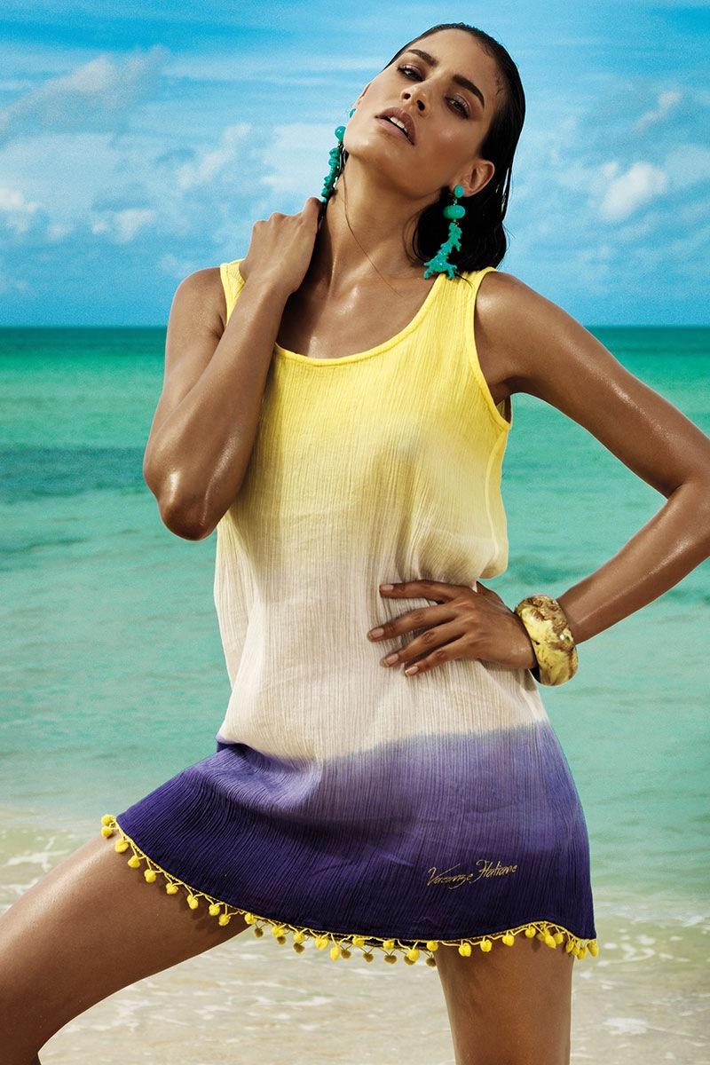 Dámské plážové šaty Nina z kolekce Vacanze