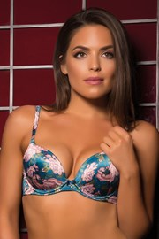 Podprsenka Gossard Rose Push Up