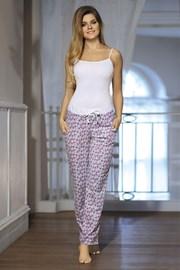 Dámské pyžamové kalhotky Dots