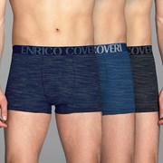 3pack pánských boxerek Enrico Coveri 1595