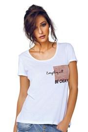 Dámské tričko Jadea 4545v3 s modalem