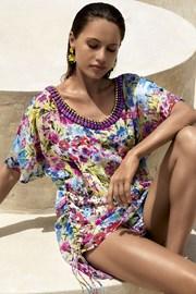Dámske luxusné plážové šaty Moe
