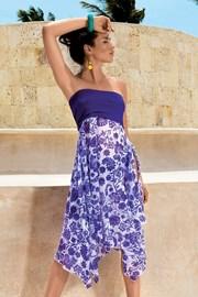 Dámské luxusní plážové šaty Stella