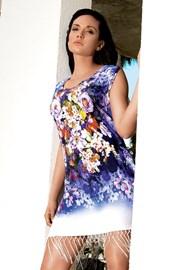 Luxusní plážové šaty z kolekce David Mare 6607