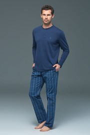 Pánské pyžamo Erik - modal