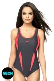 Dámské jednodílné sportovní plavky Aqua